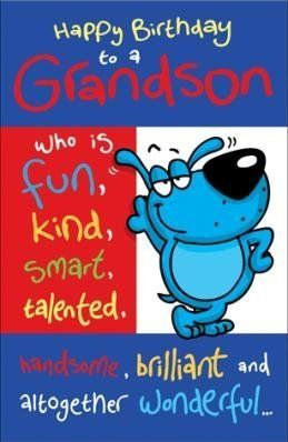 grandson birthday wishes greeting cards ; 43eb55f731479d8f7a9f19675a266078