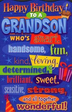 grandson birthday wishes greeting cards ; 91e479fe539d9aa66503699674565aee--greatest-quotes-birthday-greetings