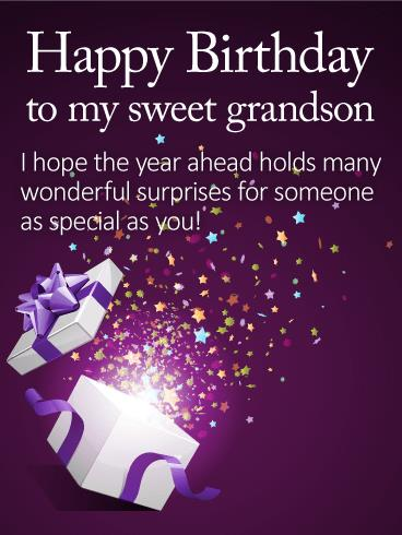 grandson birthday wishes greeting cards ; b_day_fgs10-2dcfb9b7cd8231036b344af38de6b422