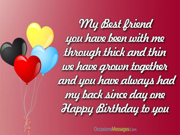 greeting birthday messages friend ; Birthday-Messages-for-Best-Friend