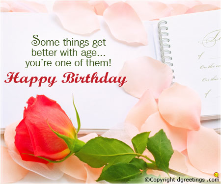 greeting birthday messages friend ; some-things-birthday-friend-quote