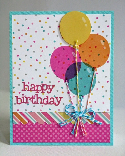 greeting cards design for birthday ; creative-handmade-birthday-cards-7