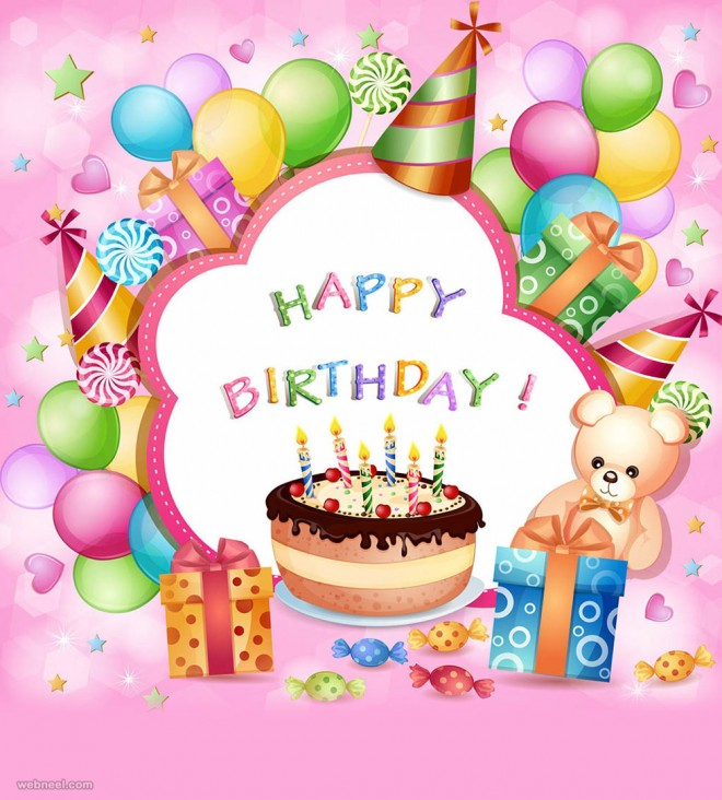 greeting cards for birthday design ; kids-birthday-greeting-cards-birthday-greetings-card-design-kids-16-free