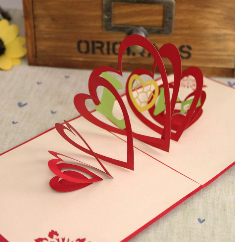 greeting cards latest design handmade for birthday ; d94d0526328f29e65940611be7024b80