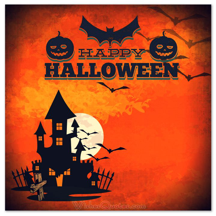 halloween birthday greeting messages ; happy-halloween-card-9