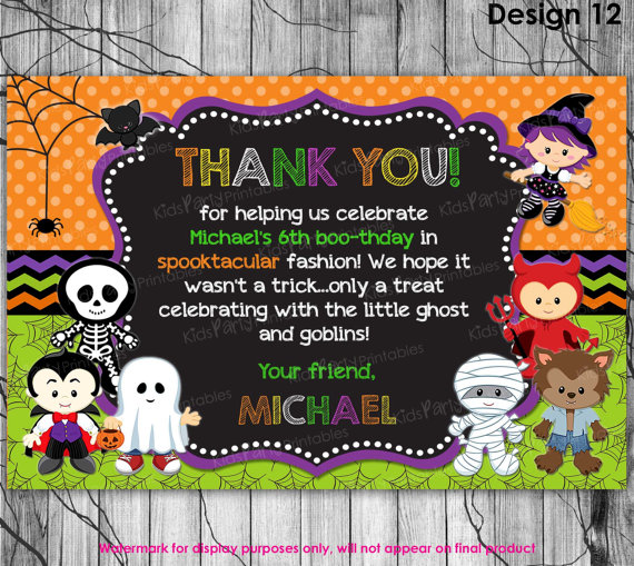 halloween birthday greeting messages ; il_570xN