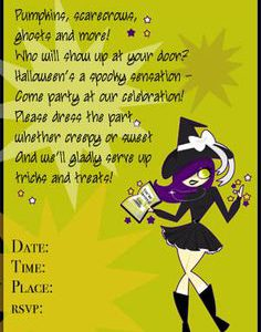 halloween themed birthday party invitation wording ; halloween-party-invite-wording-by-means-of-creating-impressive-outlooks-around-your-Party-Invitation-Templates-5-236x300