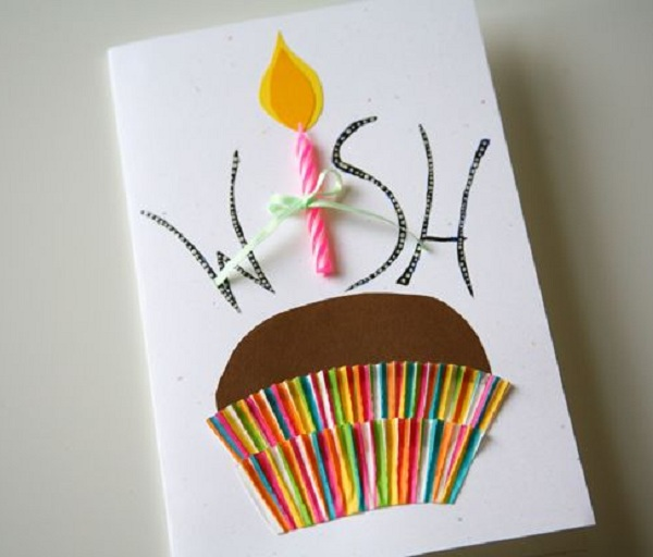 handmade birthday greeting card designs ; unique-handmade-birthday-cards-3
