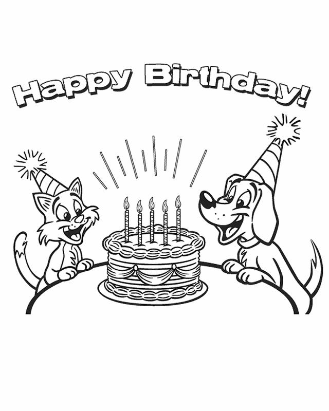happy b day drawings ; Wonderful-Happy-Birthday-Printable-Coloring-Pages-81-About-Remodel-Coloring-Print-with-Happy-Birthday-Printable-Coloring-Pages
