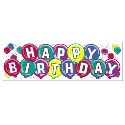 happy bday sign ; happy-birthday-sign-banner