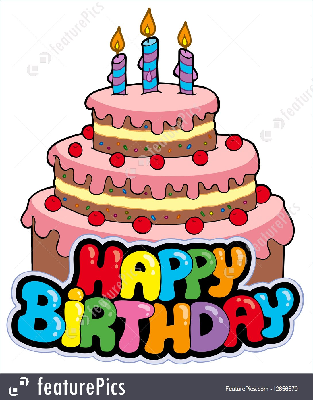 happy bday sign ; happy-birthday-stock-illustration-1656679