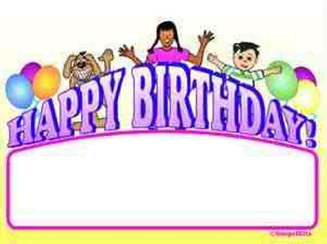 happy birthday border clip art ; january-birthday-clipart-7