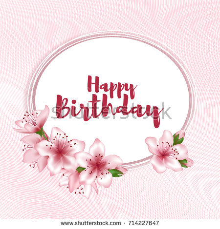 happy birthday border templates ; stock-photo-holiday-oval-border-birthday-banner-poster-with-cherry-flowers-branch-and-buds-happy-birthday-714227647