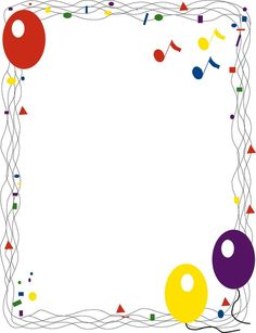 happy birthday borders for pictures ; b2779ccafc9e7411da82130d550dcf11--balloon-birthday-background-paper