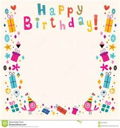 happy birthday borders for pictures ; e8be99d2b291e31ba067e538ddf4b001--page-borders-greeting-card