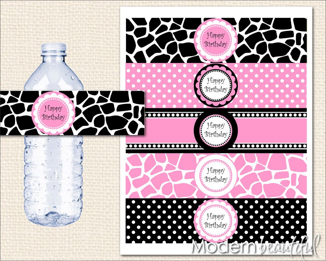 happy birthday bottle labels ; 1a10ee75f7f96a5243aefd1b0d9bea59