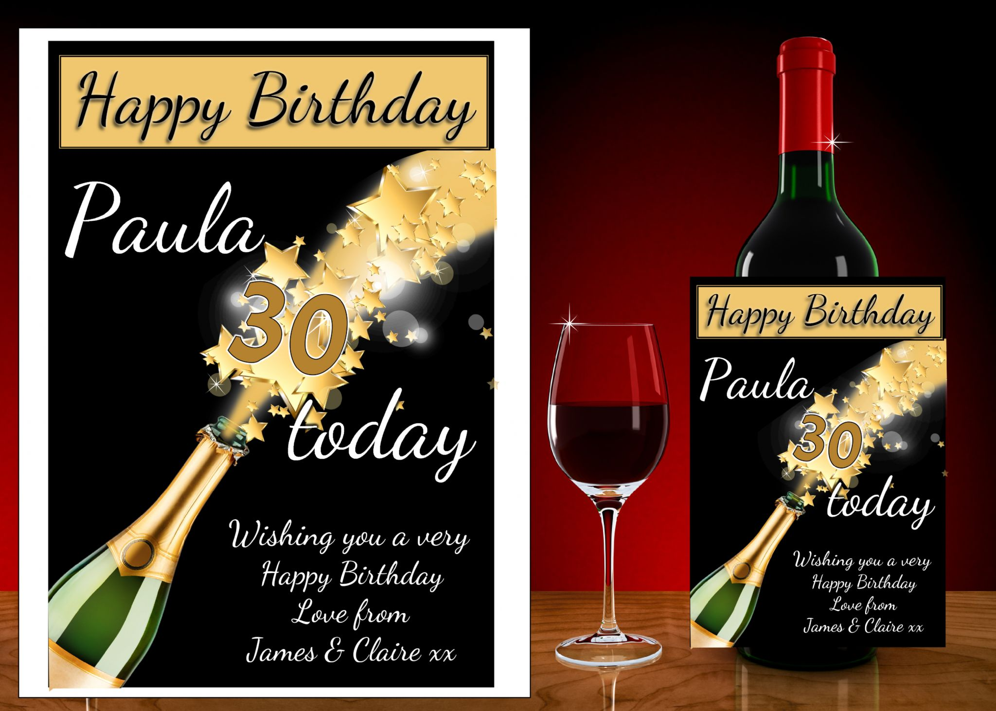 happy birthday bottle labels ; personalised-champagne-starburst-happy-birthday-wine-champagne-bottle-label-n66-any-age-bottle-label-size-champagne-bottle-13cm-w-x-9cm-h-14033-p