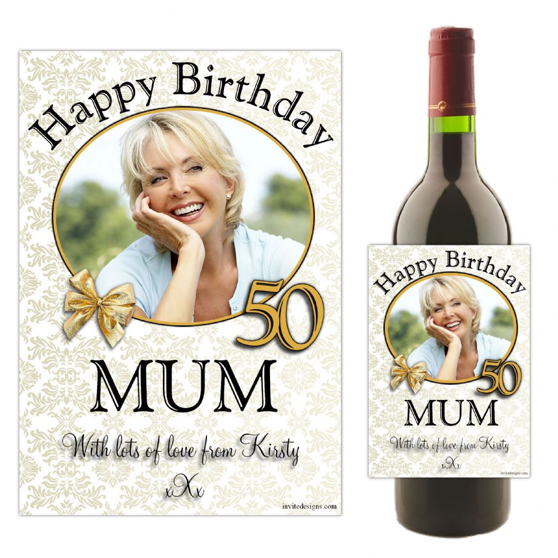 happy birthday bottle labels ; personalised-happy-birthday-wine-champagne-bottle-photo-label-n17-11257-p