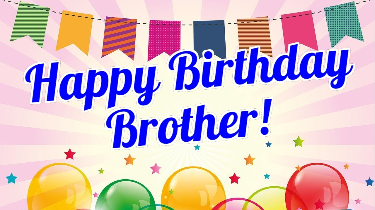 happy birthday brother clipart ; maxresdefault