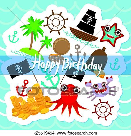 happy birthday card clipart ; happy-birthday-card-pirate-cute-party-clipart__k25519454