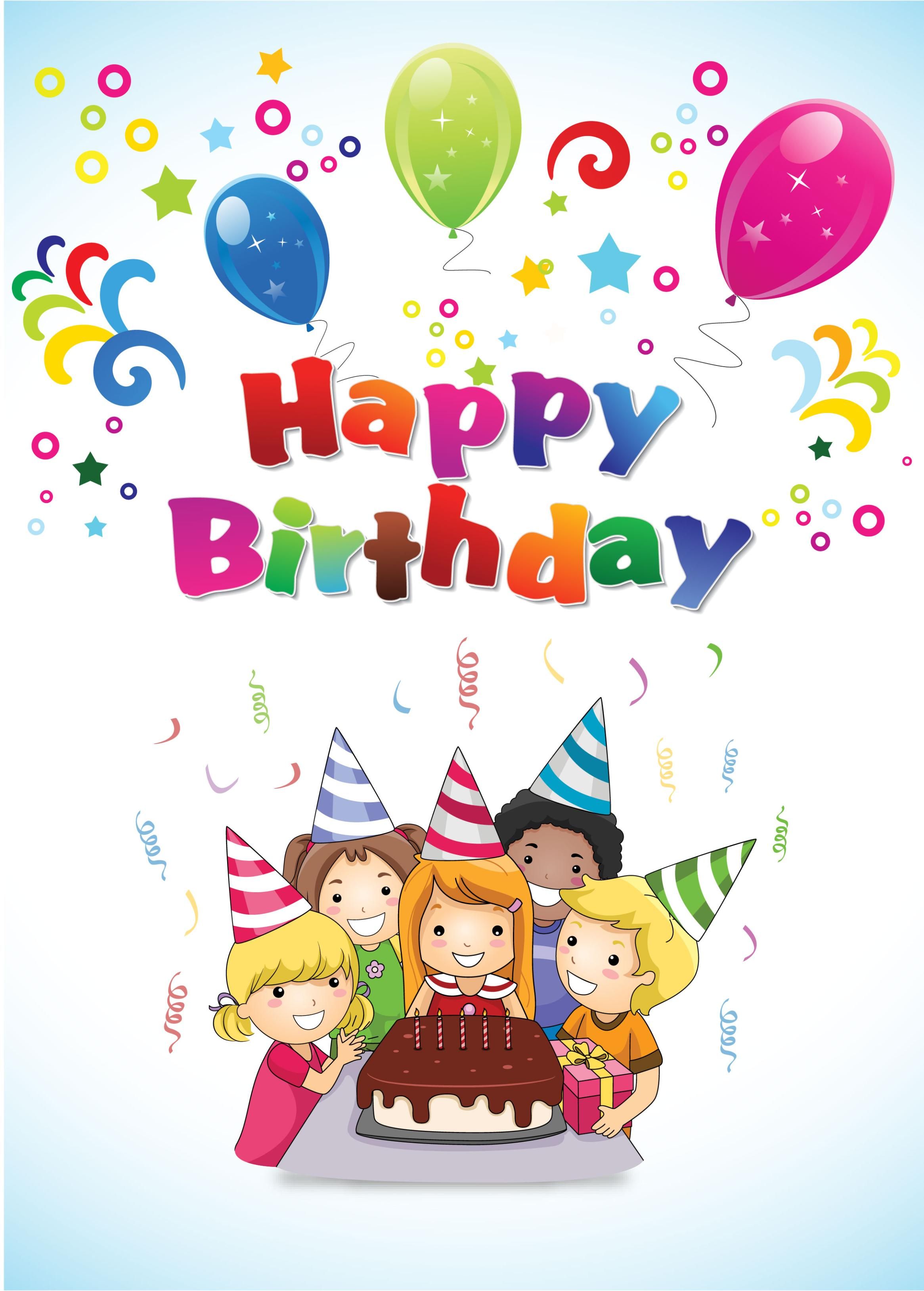 happy birthday card design images ; Colorful-Birthday-Cards-combined-with-your-creativity-will-make-this-looks-awesome-19