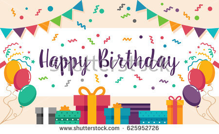 happy birthday card wallpaper ; stock-vector-colorful-letter-happy-birthday-wallpaper-banner-announcement-poster-greeting-card-625952726
