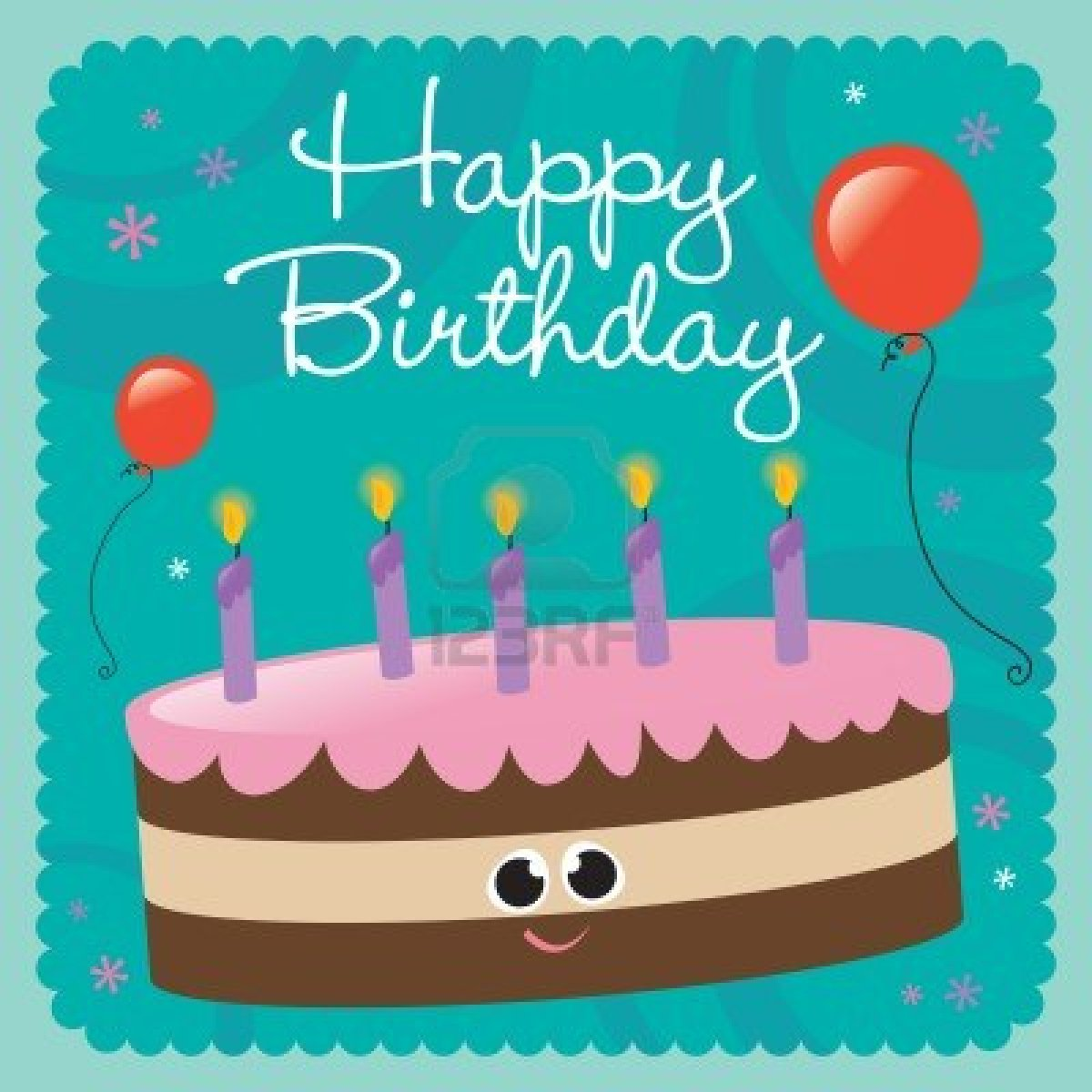 happy birthday cards pictures ; happy-birthday-card-images-some-colorful-cake-and-best-wishes-completing-with-simple-design-and-elegant-and-stunning-adding-by-blue-background