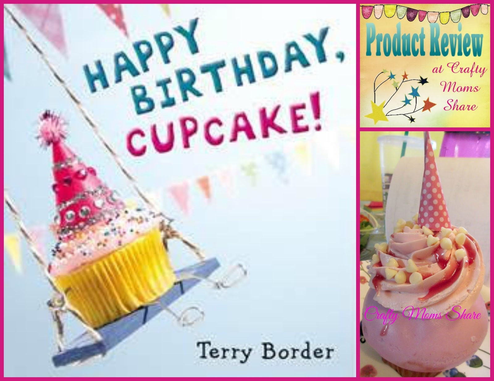 happy birthday cupcake terry border ; happy%252Bbirthday%252Bcupcake%252BCollage