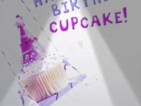 happy birthday cupcake terry border ; hqdefault