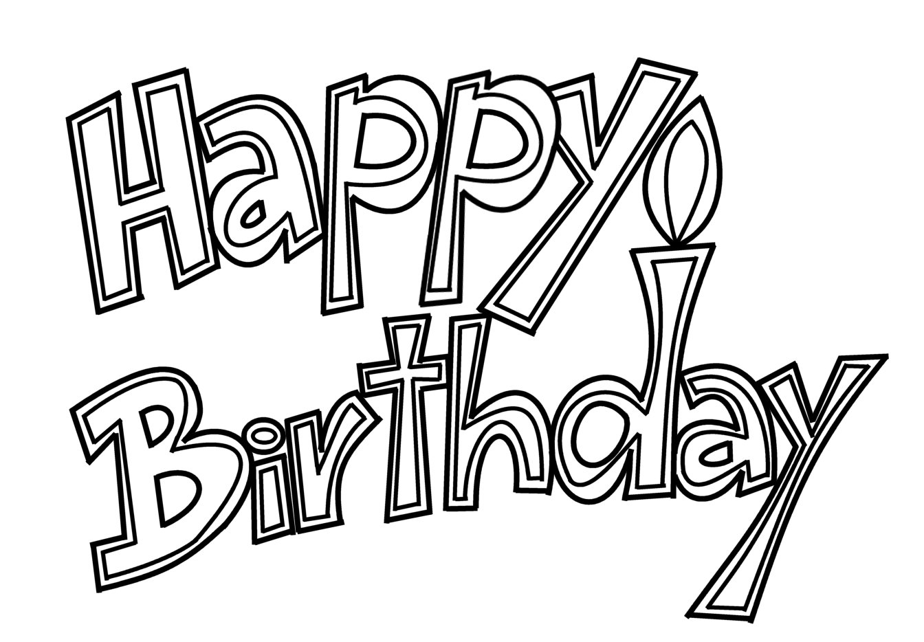 happy birthday design drawing ; F%252B61%252BHappy%252BBirthday