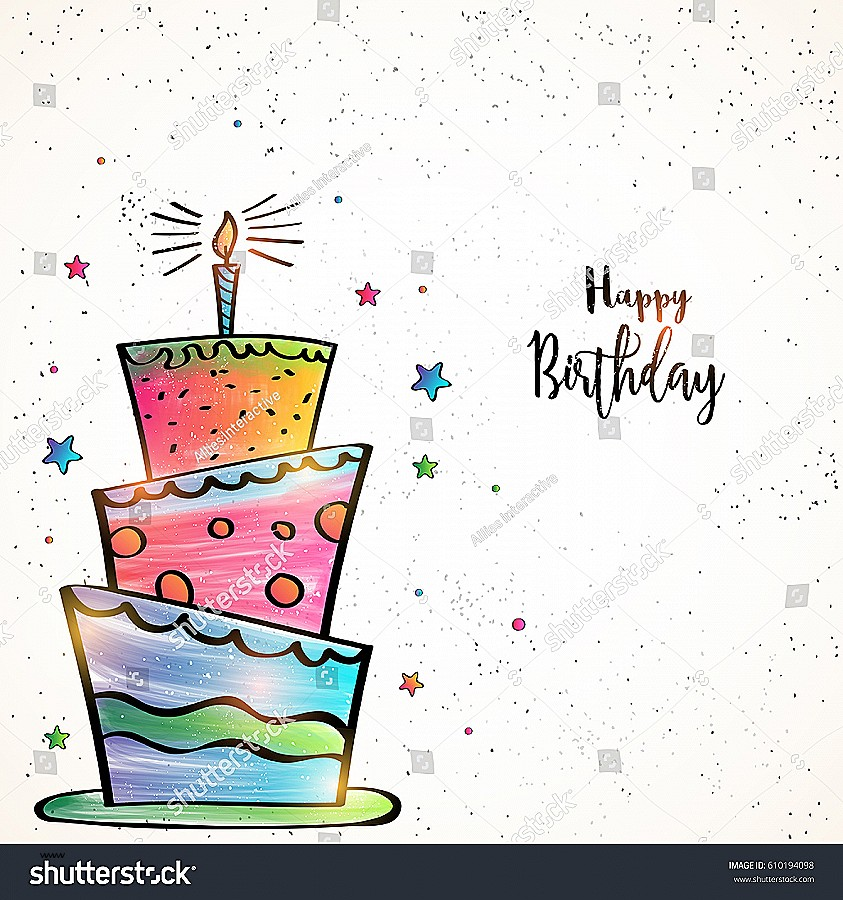 happy birthday drawing designs ; easy-to-draw-birthday-card-designs-fresh-happy-birthday-card-design-hand-drawn-stock-vector-of-easy-to-draw-birthday-card-designs