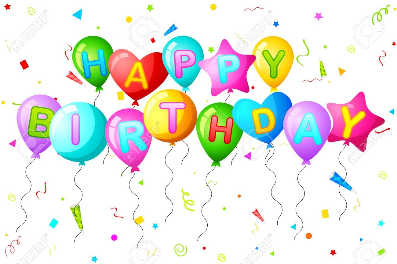 happy birthday free clipart images ; 25663986-easy-to-edit-vector-illustration-of-happy-birthday-background-Stock-Photo