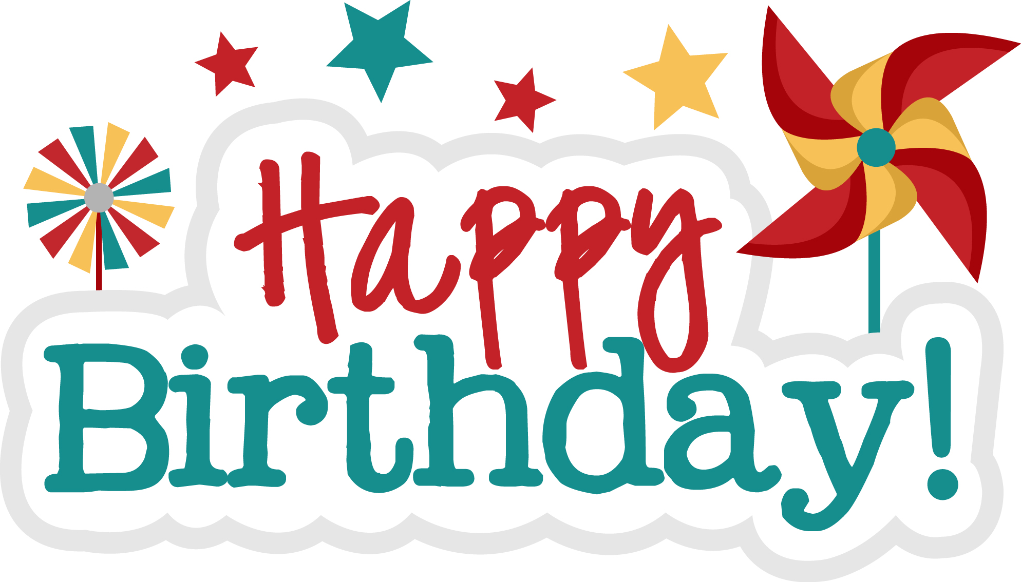 happy birthday free clipart images ; HappyBirthday