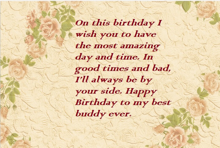 happy birthday friend quotes card ; Birthday-Wishes-For-Friend-And-Family-As-Well-As-Birthday-Greeting-For-A-Dead-Friend-In-conjunction-With-Birthday-Cards-For-A-Friend