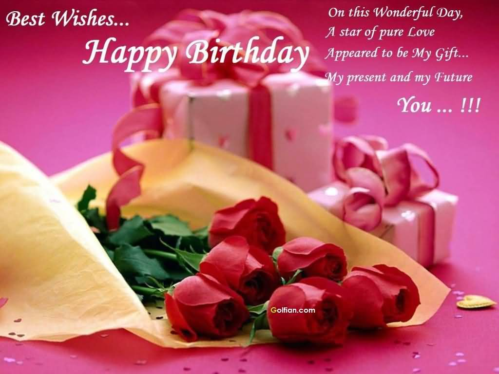 happy birthday friend quotes card ; Wonderful-Invitation-E-Card-Birthday-Wishes-For-Best-Friend