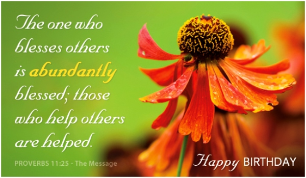 happy birthday friend quotes card ; birthday-verse-for-a-christian-friend