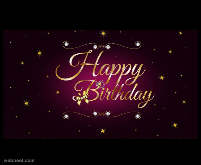 happy birthday greeting card design ; 28-happy-birthday-greetings-card