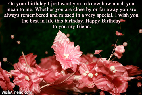happy birthday greeting message for friend ; 1879-birthday-greetings-for-friends