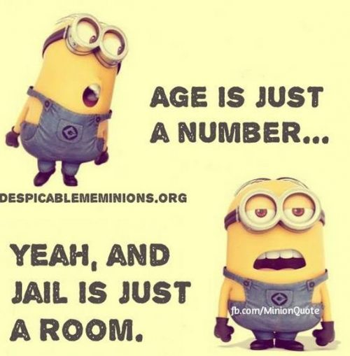 happy birthday images and quotes ; 25-Funny-Minions-Happy-Birthday-Quotes-7-Minions-Happy-Birthday-500x509