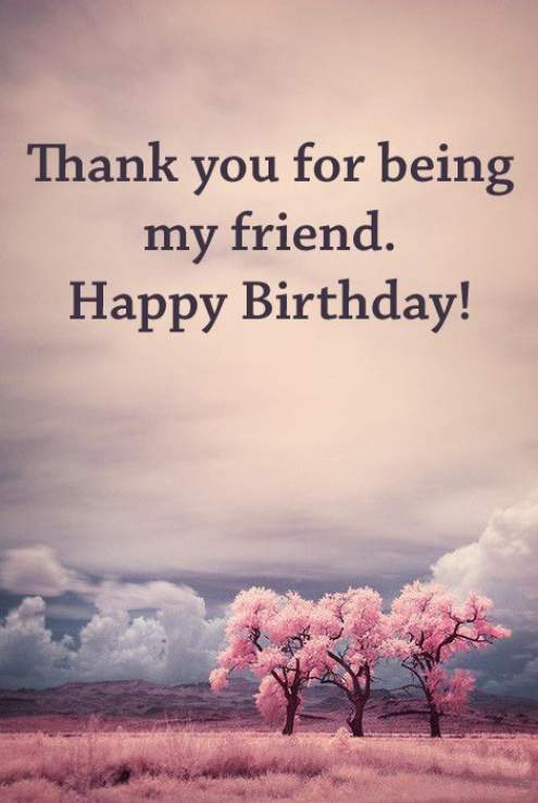 happy birthday images for friend with quote ; thank-you-birthday-quotes-for-friends1