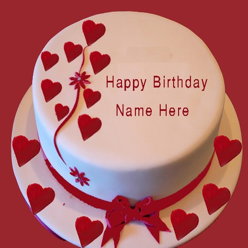 happy birthday images with name and photo ; Happy-Birthday-Cake-For-My-Girlfriend-With-Name-Edit1465128940