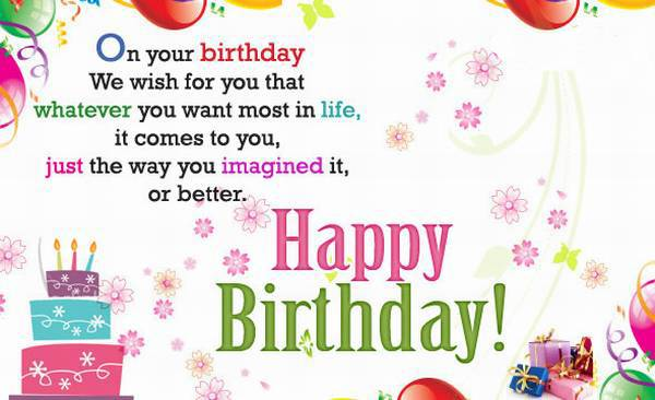 happy birthday images with quotes ; Happy-Birthday-Flowers-13