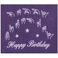 happy birthday in sign language pictures ; b8a6bece3b5a4f749186e096af3561b0--in-sign-sign-language