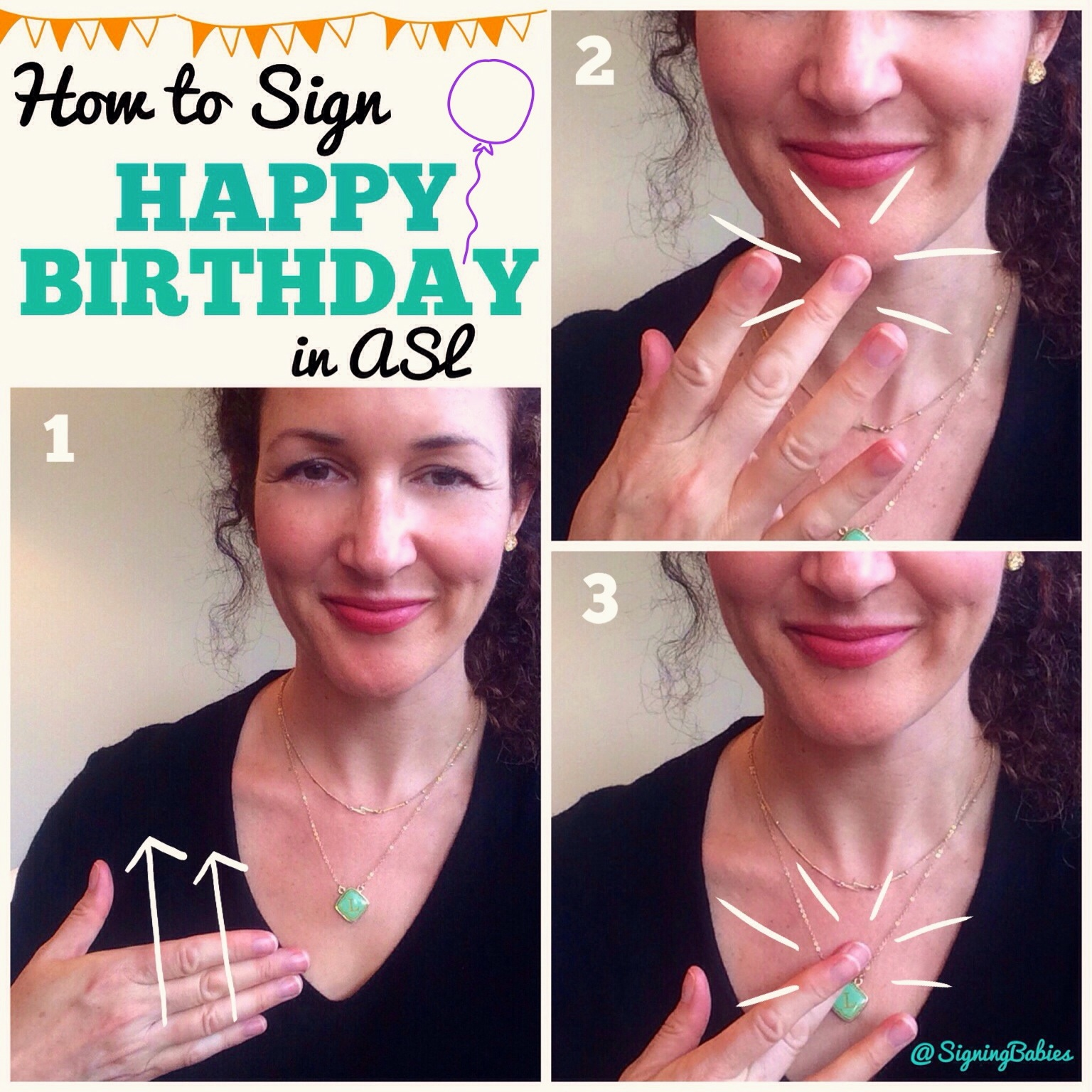 happy birthday in sign language pictures ; photo41