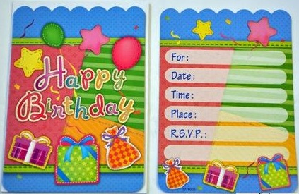 happy birthday invitation card design ; one-best-happy-birthday-invitation-cards-adorable-designing-rainbow-colorful-gift-picture-clip-art-template