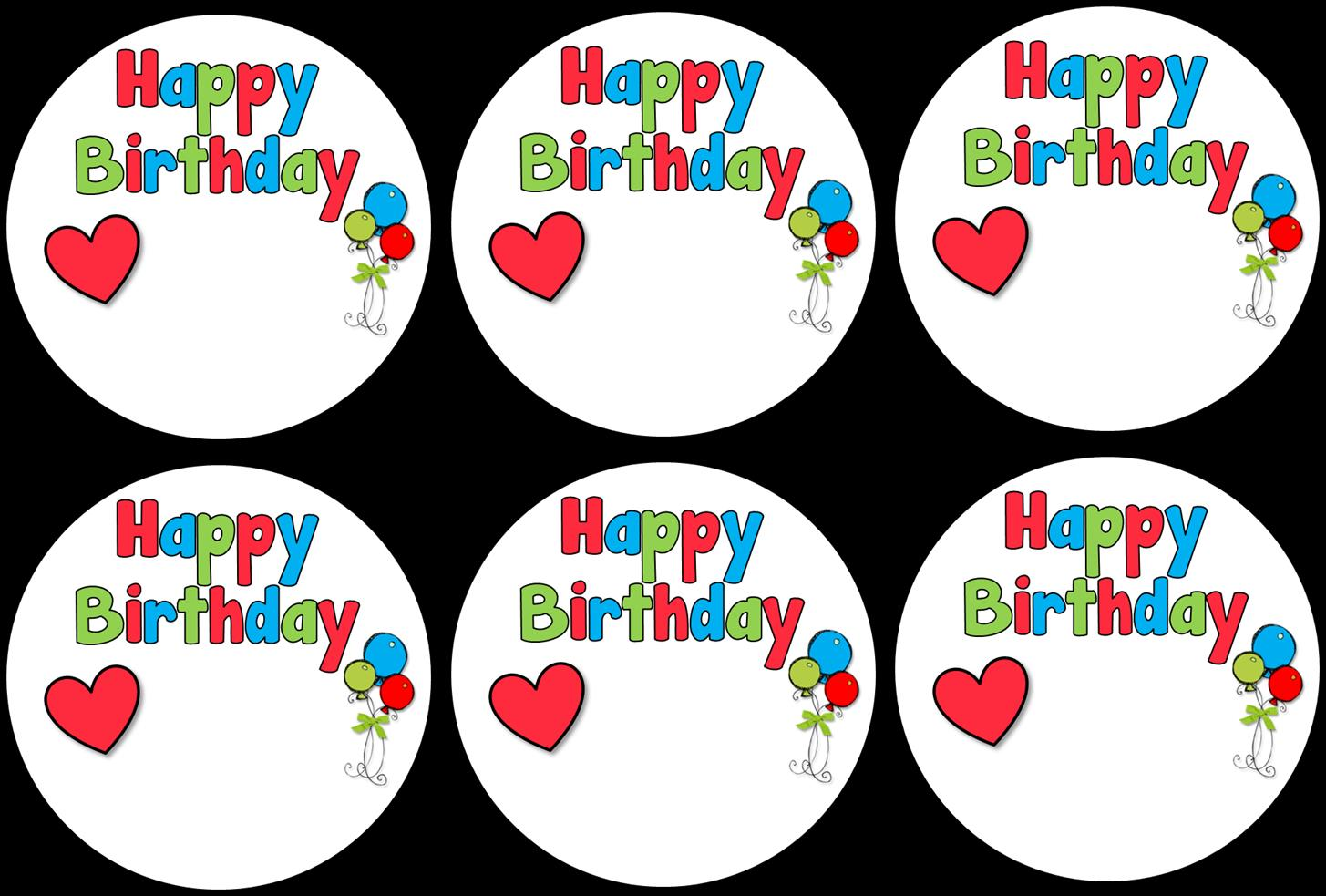 happy birthday label template ; happy-birthday-printable-label_142961