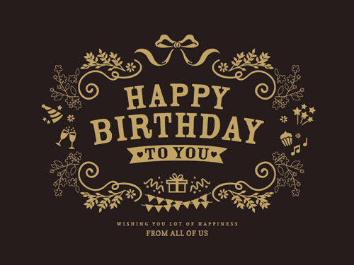 happy birthday labels free ; Vintage-happy-birthday-vector-labels