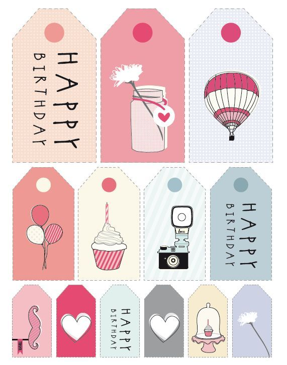 happy birthday labels free ; f5b7780226450905b5326b2ceba5b780