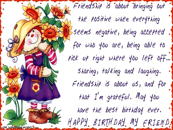 happy birthday message for a friend images ; 922ca229cf07579769185cf518060e52
