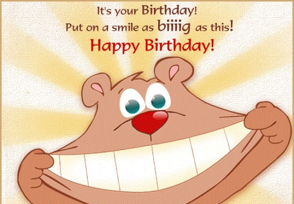 happy birthday message for a friend images ; funny-birthday-wishes-For-Friends-1
